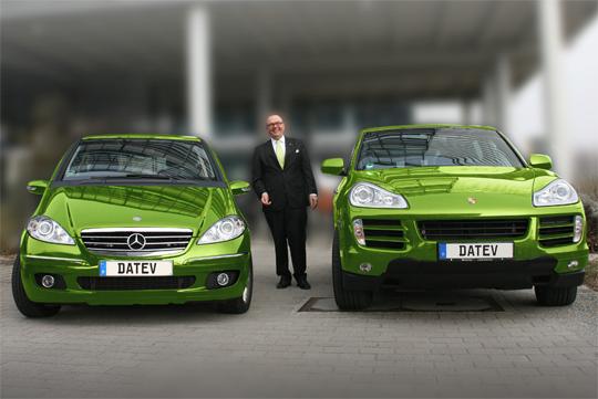 Autos von DATEV