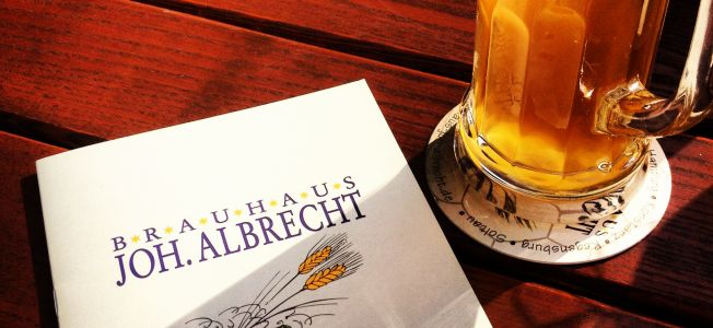 Bier in Hamburg