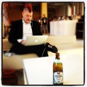 Blogger im Auftrag des Spiegel: Sascha Lobo