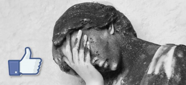 Darf man zum Tod gefällt mir sagen - Tod und Trauer in Social Media