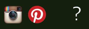 Die Nutzerzahlen von Instagram und Pinterest in Deutschland sind unbekannt