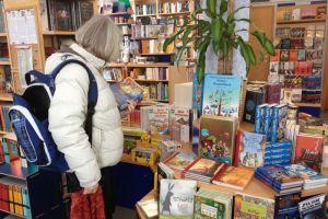 Bücherinsel in Frauenaurach
