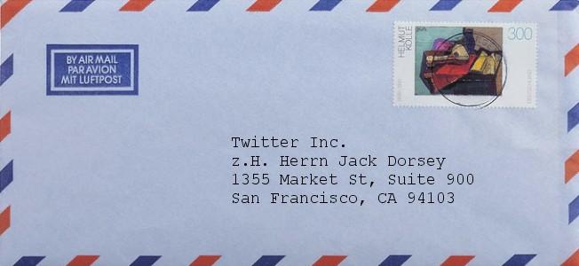 Brief eines Digital Immigrant an Twitter
