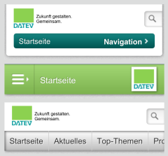 Mobile Navigation im Benutzerlabor