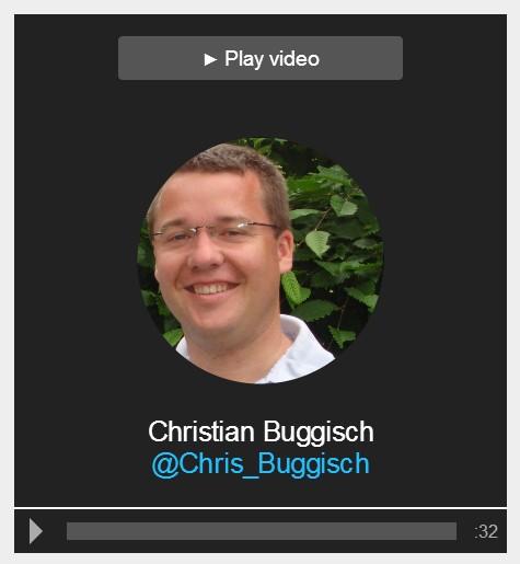 Twitter-Video von Chris_Buggisch