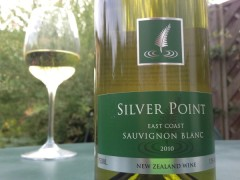 Coopers Creek Silver Point Sauvignon Blanc 2010 aus Neuseeland