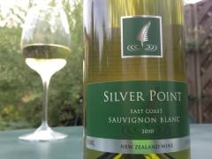 Coopers Creek Silver Point Sauvignon Blanc 2010 aus Neuseeland