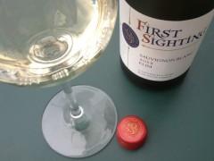 First Sighting Sauvignon Blanc 2012 aus Südafrika