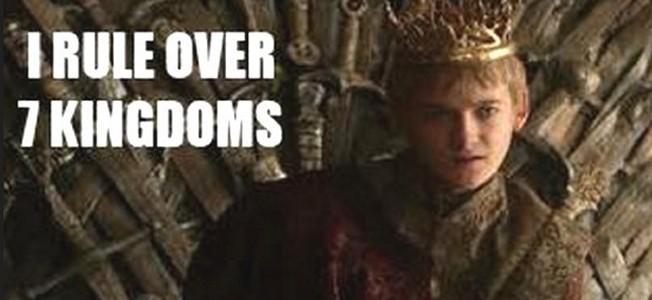 Game of Thrones vs Star Wars Motive