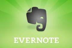 Hat ein Gedächtnis wie ein Elefant: Evernote