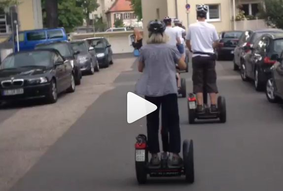Segway-Video