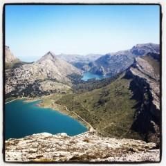 Wandern mit Runkeeper auf Mallorca