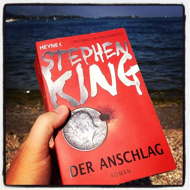Stephen King Der Anschlag