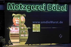 Metzgerei Böbel