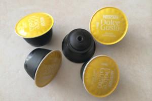 Kaffeekapseln - viel Müll für viel Geld