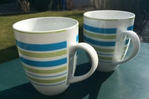 Wenn schon Tassen, dann richtige Tassen
