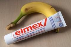 Homöopathieverträglich und schmeckt lecker nach Banane ...
