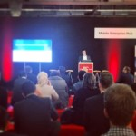 Keynote zu Enterprise Mobility auf den m-days
