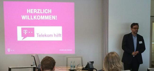 Social Service - Telekom hilft - Germanwings hilft leider nicht