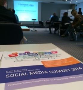 Social Media Summit 2014