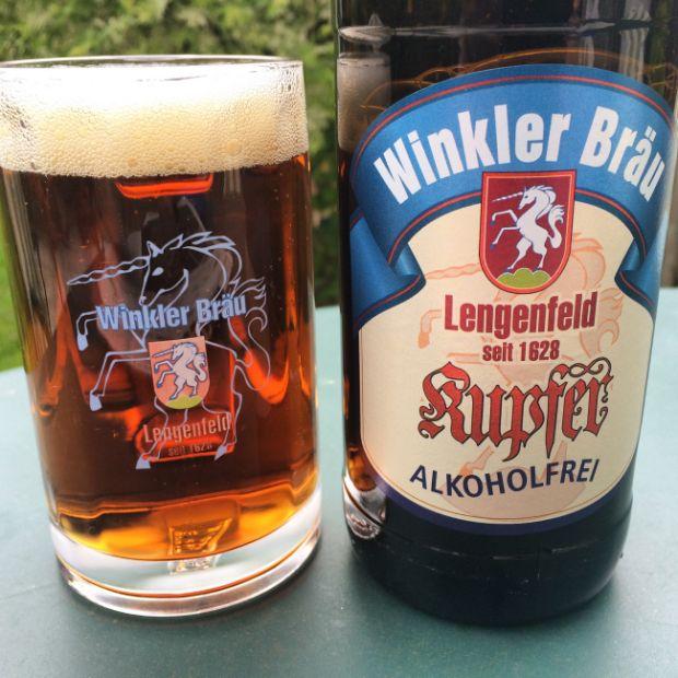 Bestes alkoholfreies Bier: Das Kupfer Alkoholfrei