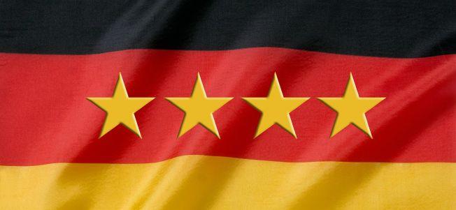 Deutschland bei der Fussball WM - Haltung zeigen