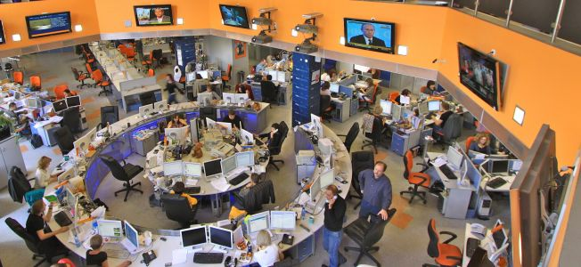 Der Social Media Manager im Newsroom-Kontext