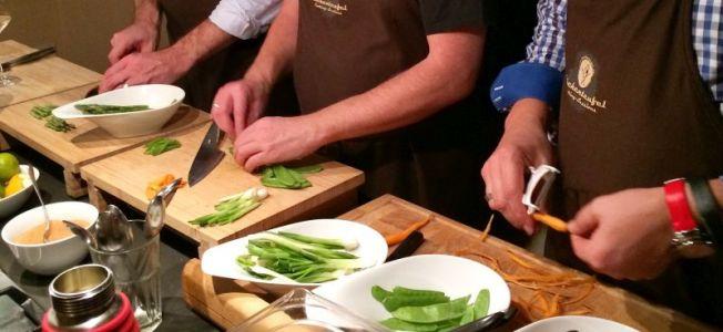 Gemeinsam kochen christian buggischs blog - Was kochen wenn man nichts im haus hat ...