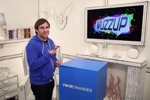 YouTuber MrTrashpack packt die Wireinander-Kiste
