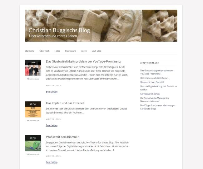 Blog-2015-Startseite