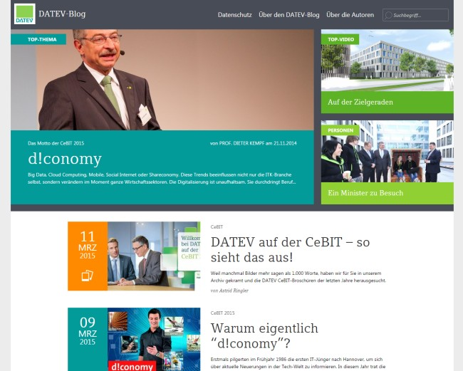 DATEV Blog