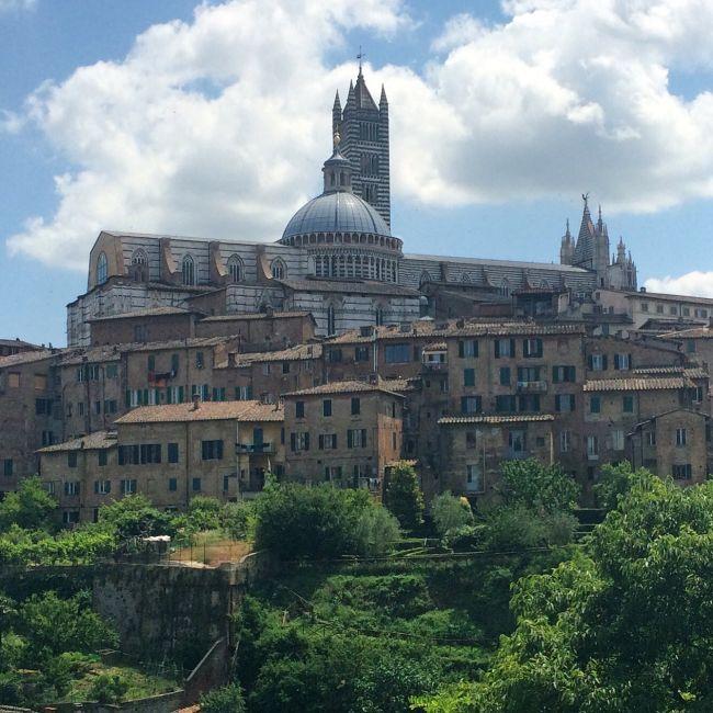 Der Dom in Siena