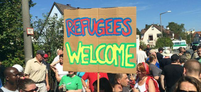 Nazis gegen Flüchtlinge - Zeit für eine Immunreaktion