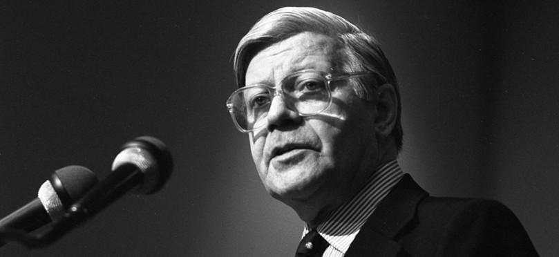 Helmut Schmidt - Demokratie anderswo