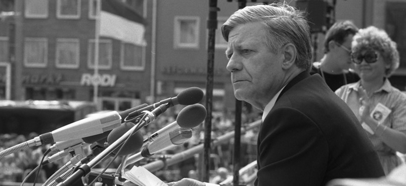 Helmut Schmidt - Emotion und Vernunft