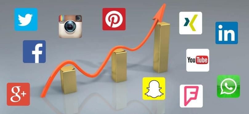 Social Media und soziale Netzwerke - Nutzerzahlen in Deutschland 2016