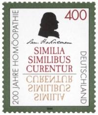 Similia Similibus Curentur - Ähnliches mit Ähnlichem heilen