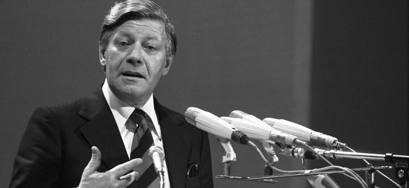 Helmut Schmidt und das Internet
