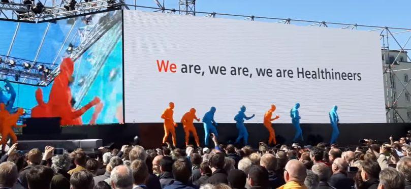 Fremdschaemen bei Siemens