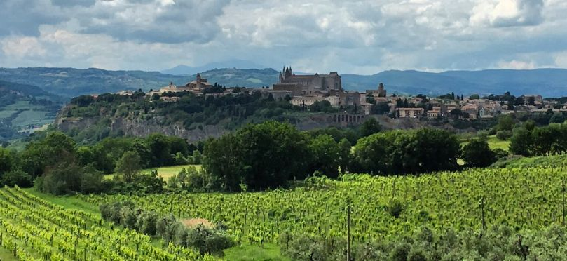 Umbrien und Toskana