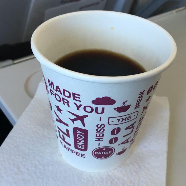 Eurowings Kaffee