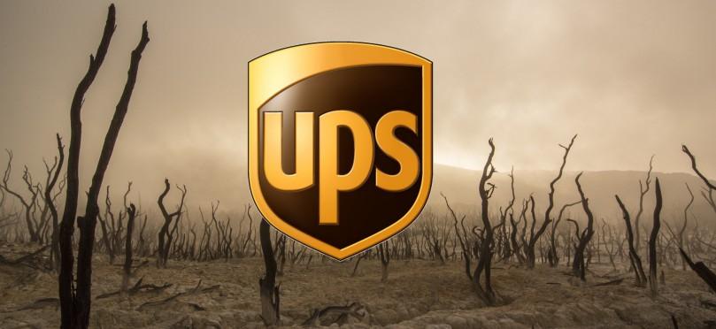 In der Formularhölle von UPS