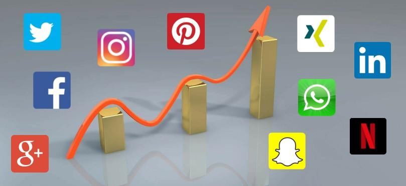 Social Media Und Messenger Nutzerzahlen In Deutschland 2018