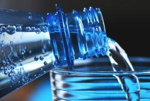 Angereichertes Wasser