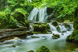 Rohes Wasser - raw water