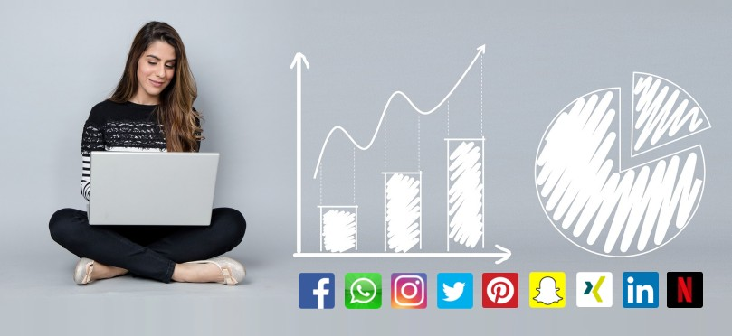 Social Media, Messenger und Streaming ? Nutzerzahlen in Deutschland 2019